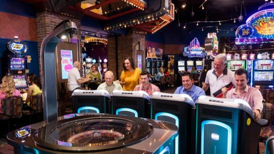 Chances Gaming Centre - Slots, E-Tables, Horse racing, Bingo1585 Springfield Rd KELOWNA map