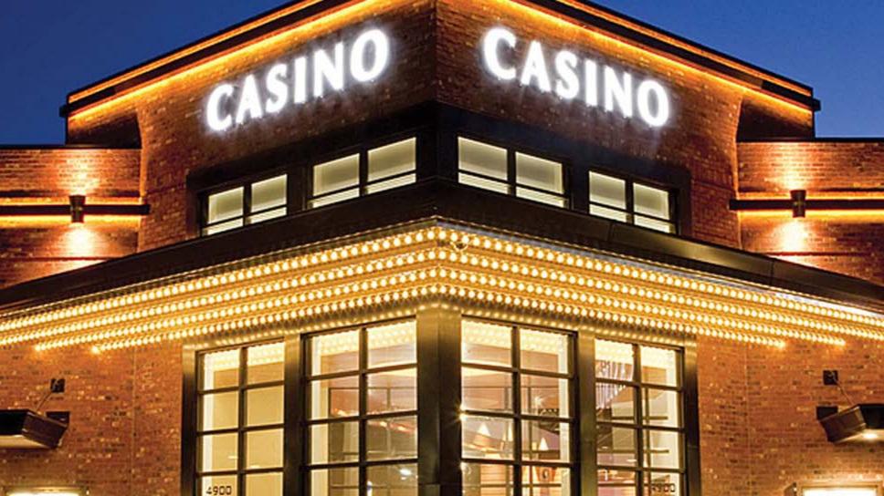 Lake City Casino - 4900 Anderson Way VERNON map