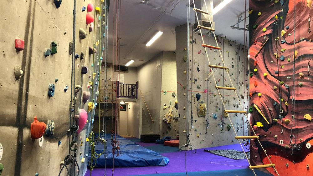 Beyond the Crux - Climbing centre.#5-685 Finns Road, KELOWNA -map-