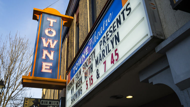 Vernon Towne Cinema - 2910 30th Ave. VERNON map