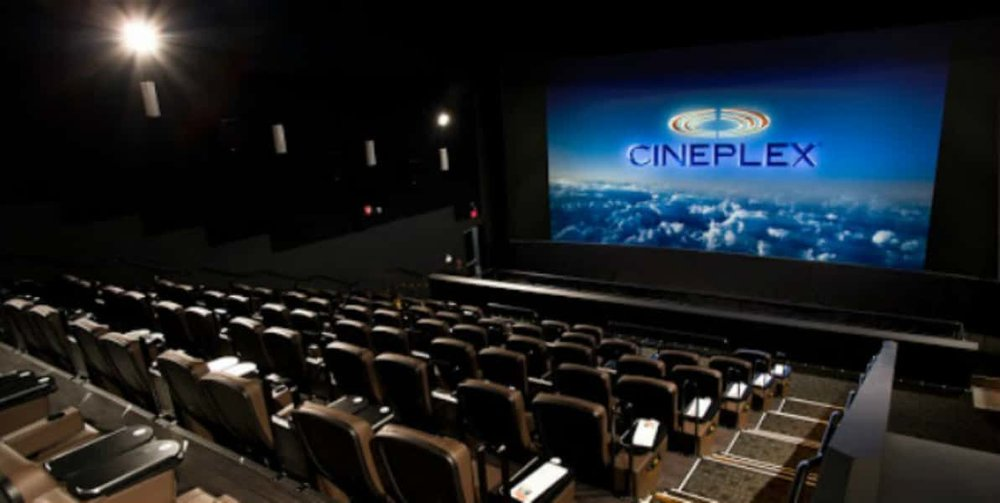 Cineplex Galaxy Cinemas - 2306 Hwy 6. VERNON map