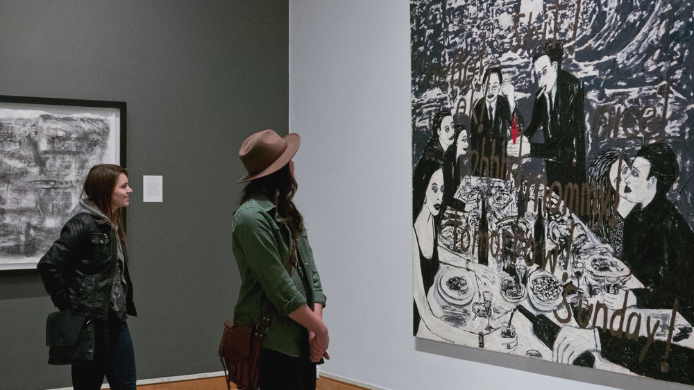 5. GET CULTURED AT THE ART GALLERY - DOWNTOWN KELOWNA