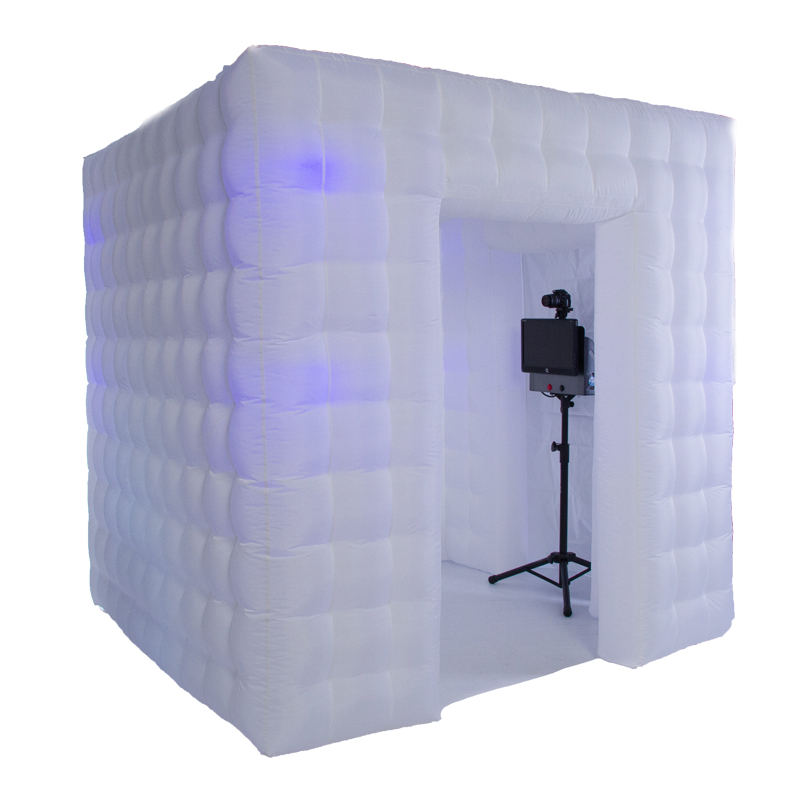 Cloud LED Booth