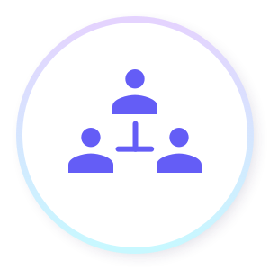 Organize business unit hierarchies   Deliver order for a multicultural enterprise. Create custom employee profiles with points and grades. Align business across borders.