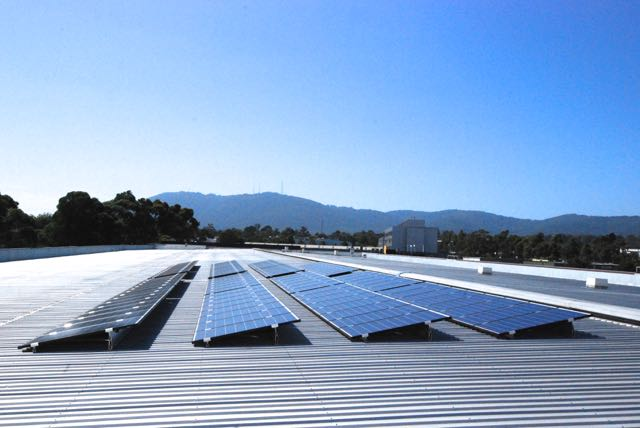30kWp grid-connect - Deks Industries Australia.