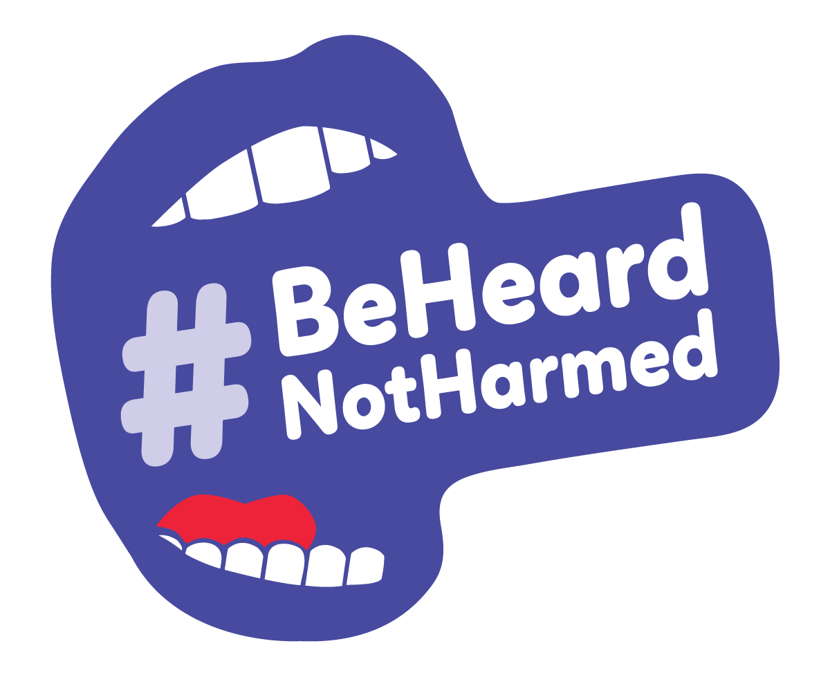 #BeHeardNotHarmed — Sign the petition. Get involved. Let's be heard.