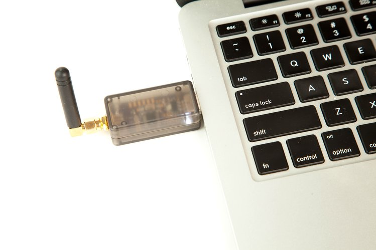 LoStik works with any USB Host / Operating System