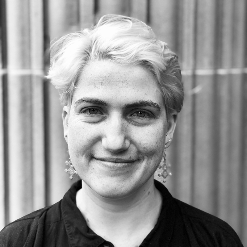 Julia Mendel  is a creative producer whose work is focused on socially engaged practices and community led projects. She is currently Public Programs Producer at the Art Gallery of New South Wales. Previously she held the position of Community Engagement Producer at Information and Cultural Exchange (ICE), Parramatta, where she initiated the All Girl Electronic program for Western Sydney female, transgender and non-binary youth, offering training and mentorship in electronic music production. From 2015-2017 she co-directed the Critical Animals Creative Research Symposium as part of This is Not Art, Newcastle. In 2012 Julia graduated from the Australian National University with a Bachelor of Art History and Curatorship (Honours).