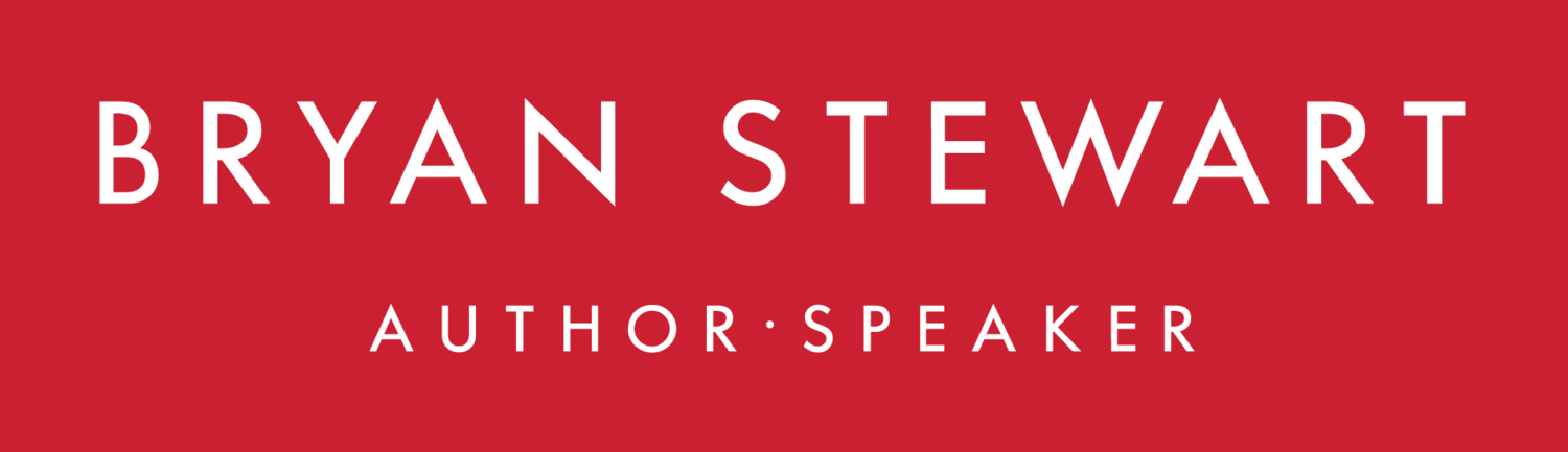 Bryan Stewart | Author • Speaker • Branding Expert