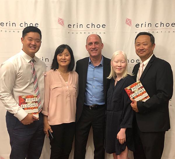 FULLERTON, CA  - Erin Choe Foundation Luncheon - 8/25/18