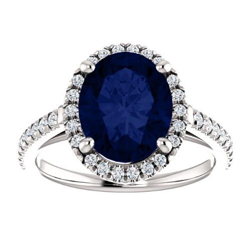 Sapphire + Diamond -