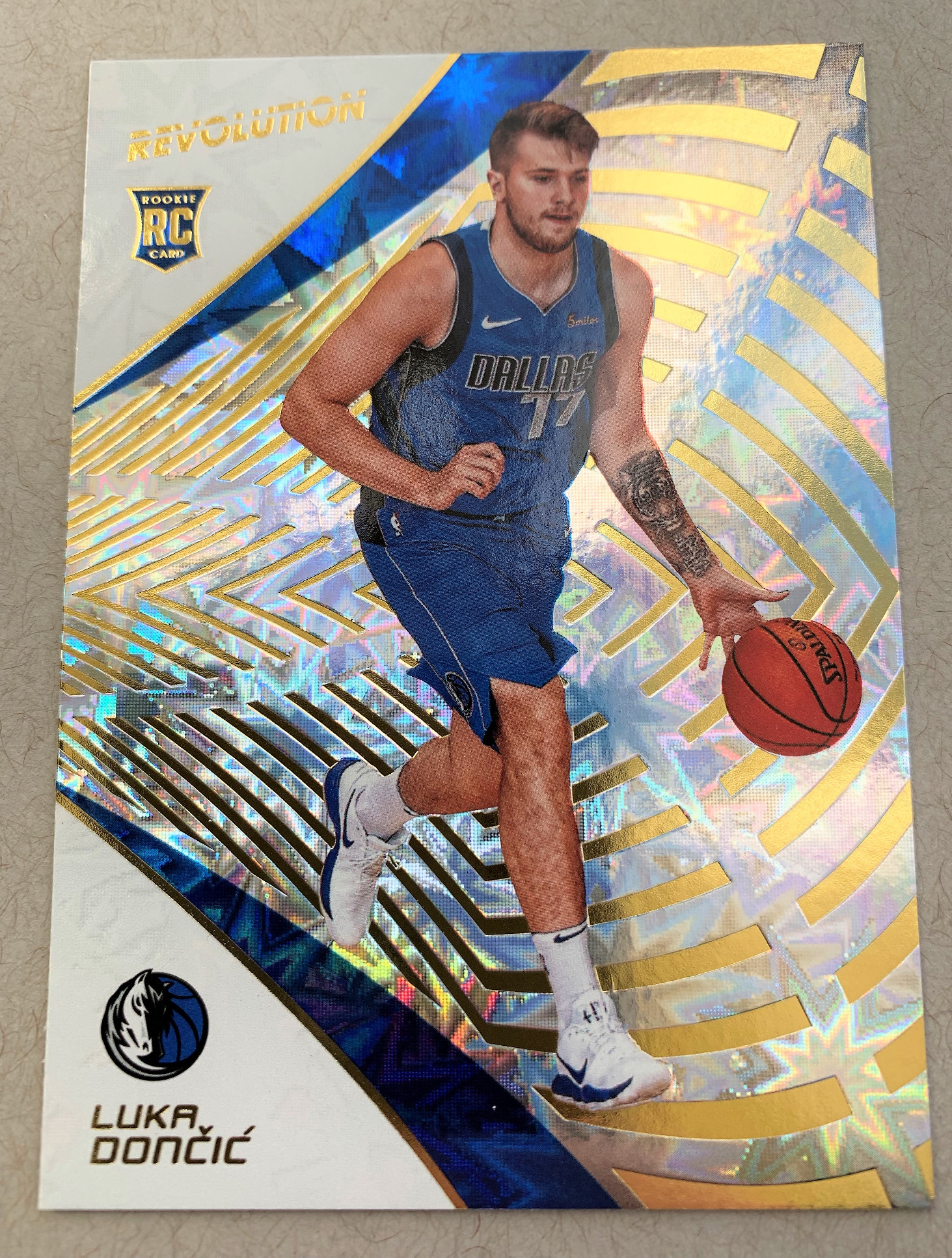 2018 19 Prizm Basketball And The 1 Sports Card Analytics Collect