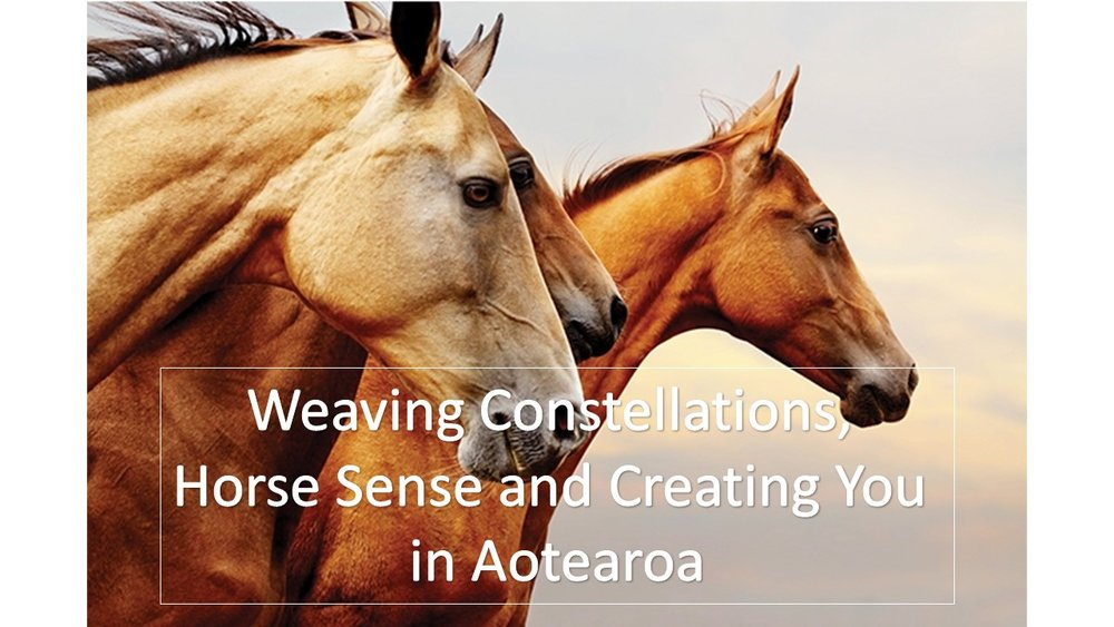 2014 - 5-day retreatcombining Family Constellation and Equine Supported Therapy ModalitiesManakau, New Zealand
