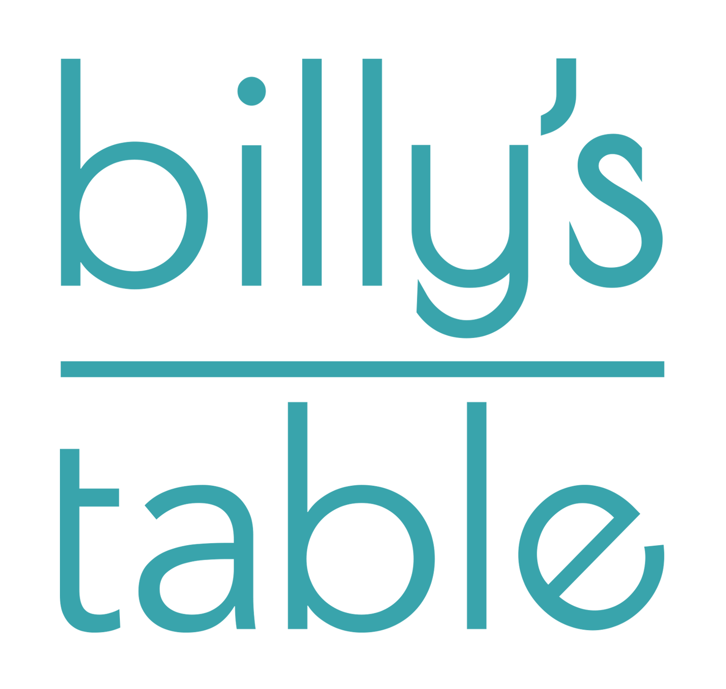 Billy's Table