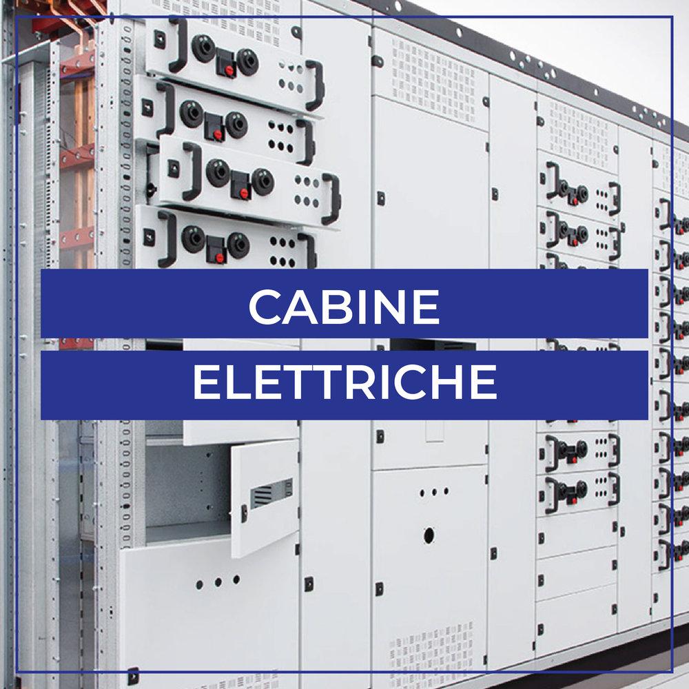 Cabine di trasformazione MT/BT 15-20kV / 400V fornite di sezionamento, trasformazione, protezione -