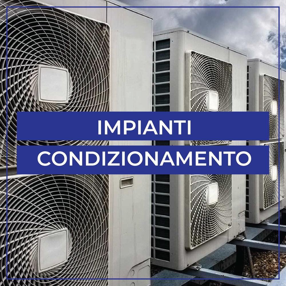 Impianti per il controllo del clima di ogni ambiente: residenziale o commerciale -