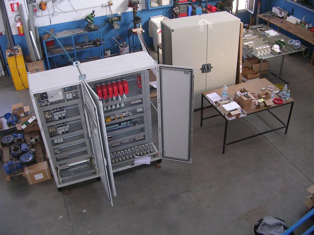 sirp impianti elettrici cuneo cherasco piemonte progettazione installazione manutenzione sistemi elettriciDSCN2128.JPG