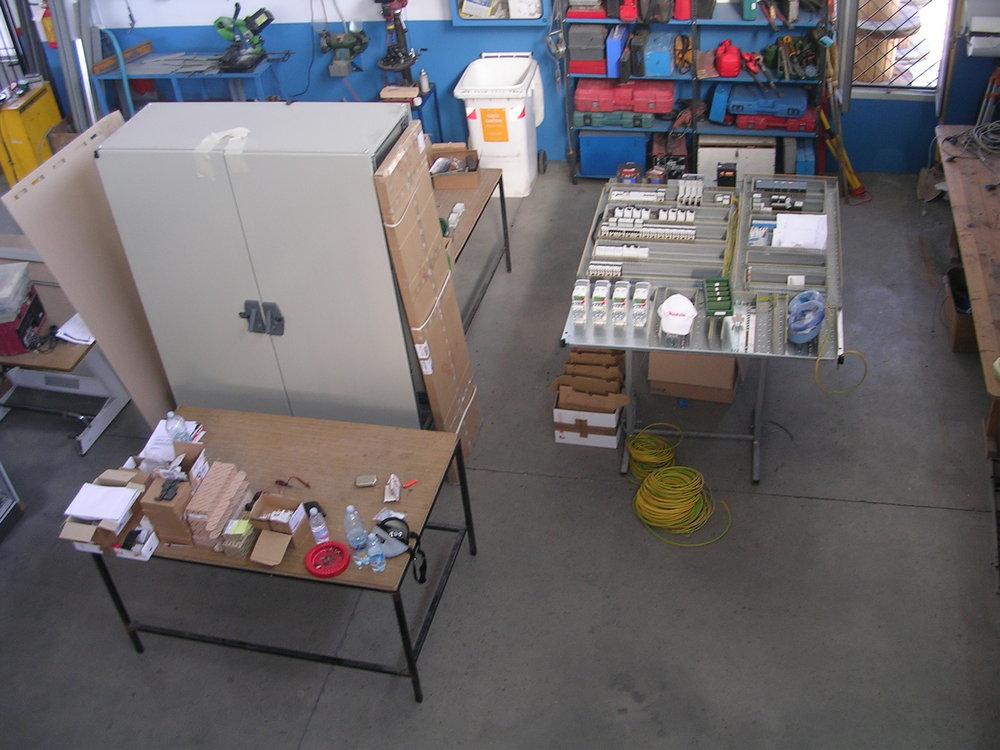 sirp impianti elettrici cuneo cherasco piemonte progettazione installazione manutenzione sistemi elettriciDSCN2127.JPG