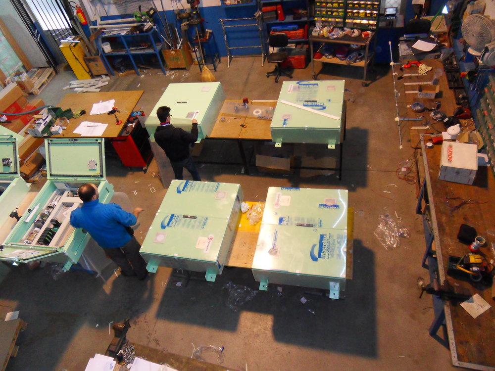 sirp impianti elettrici cuneo cherasco piemonte progettazione installazione manutenzione sistemi elettriciSDC10004.JPG