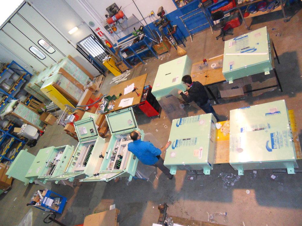sirp impianti elettrici cuneo cherasco piemonte progettazione installazione manutenzione sistemi elettriciSDC10005.JPG