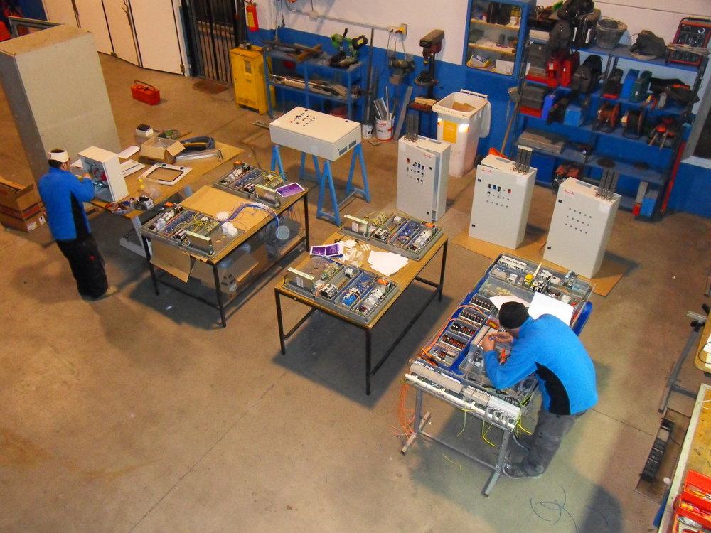 sirp impianti elettrici cuneo cherasco piemonte progettazione installazione manutenzione sistemi elettriciSDC10131.JPG