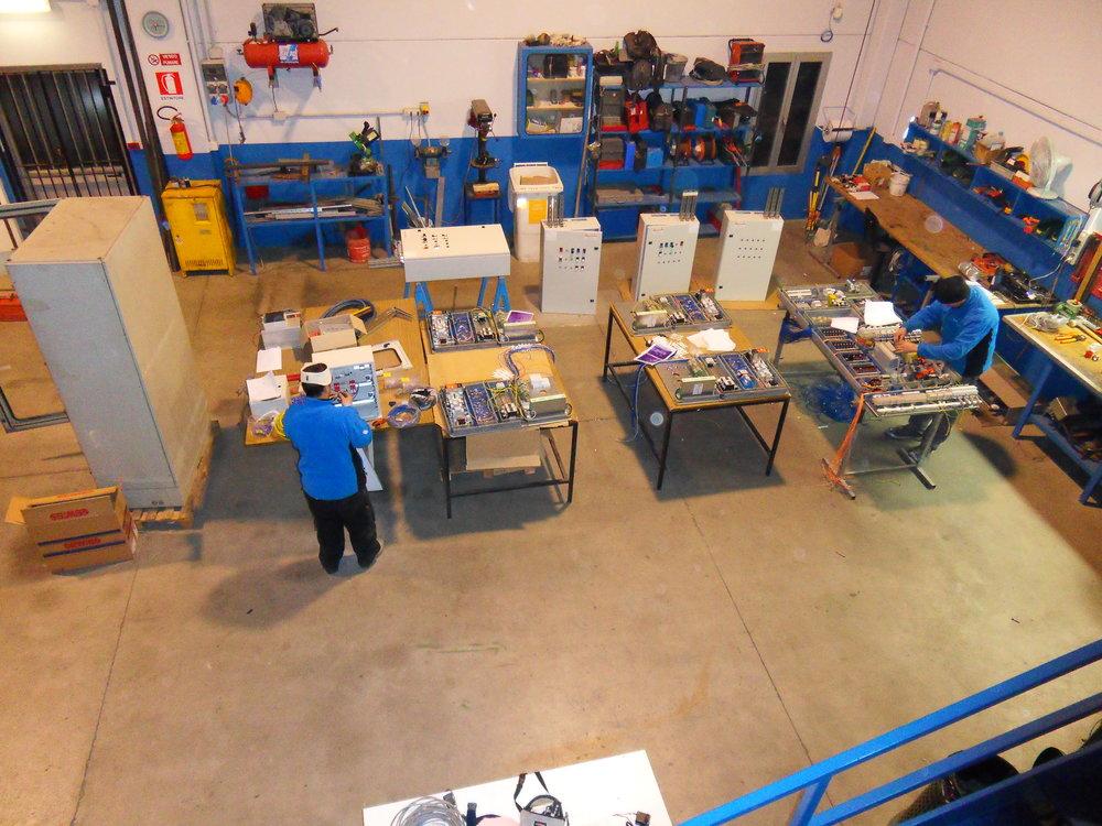 sirp impianti elettrici cuneo cherasco piemonte progettazione installazione manutenzione sistemi elettriciSDC10127.JPG