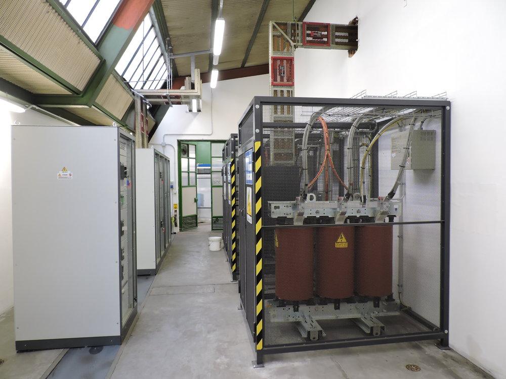 sirp impianti elettrici cabine elettriche cuneo cherasco piemonte progettazione installazione manutenzione sistemi elettriciDSCN1806.JPG