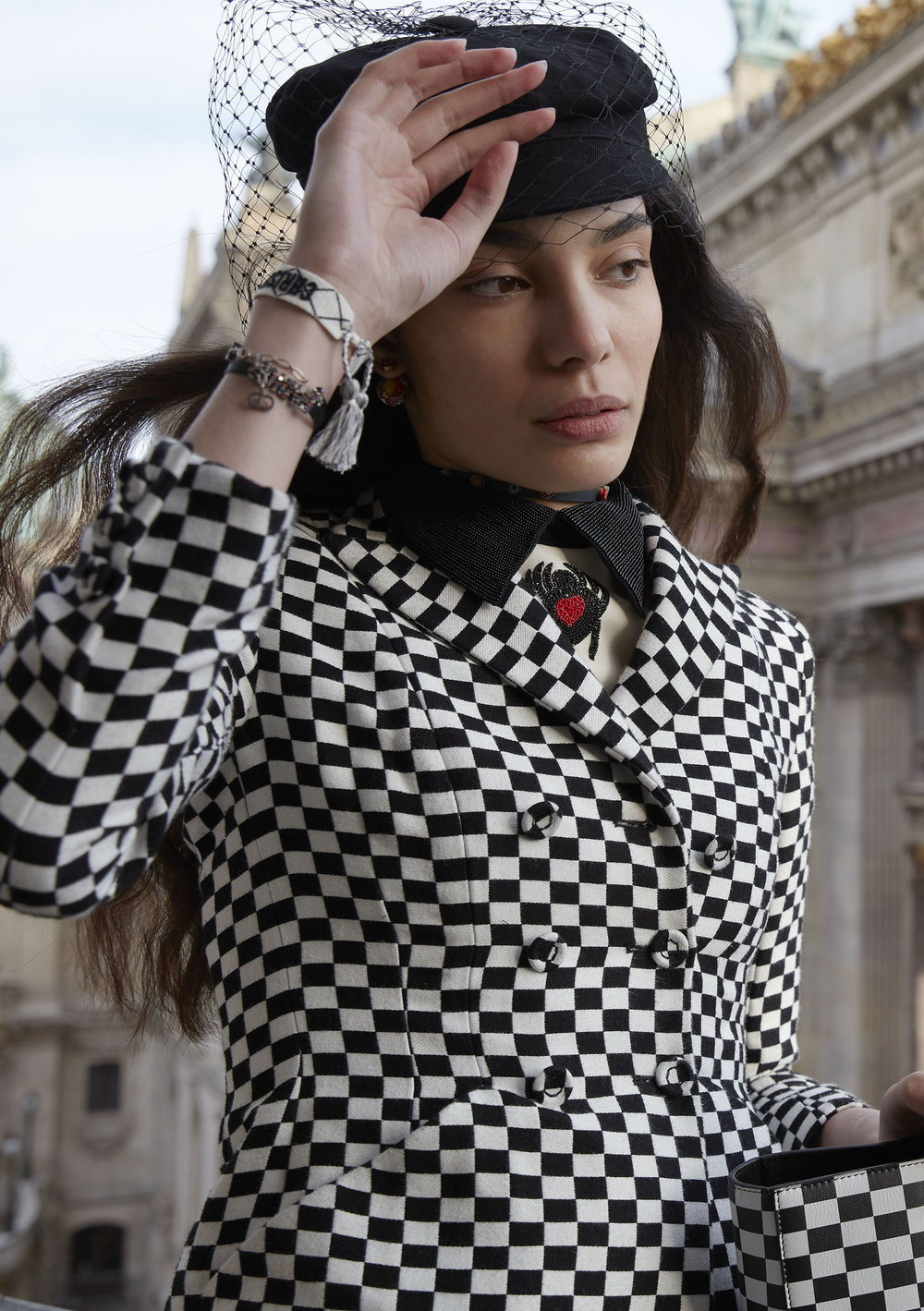 Hia MagazinexDior - Dior 2018, March Issue