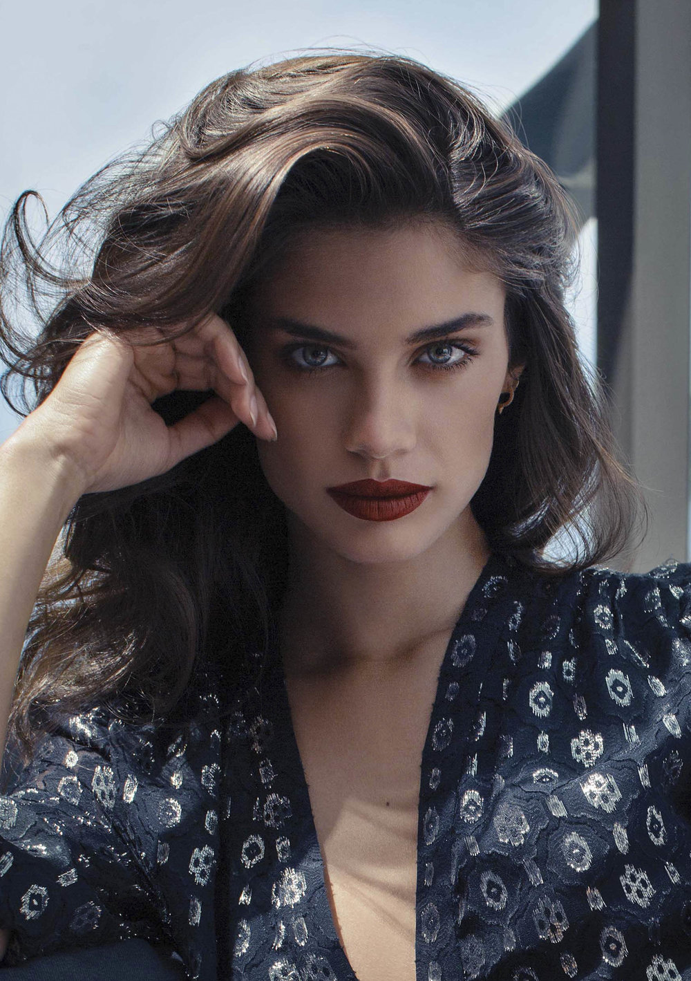 L'officiel VoyageFrance - Sara Sampaio 2015, October Issue