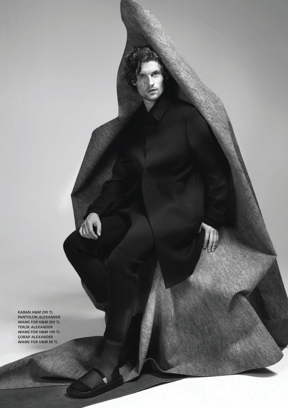 L'officiel HommesTurkey - 2014, November Issue