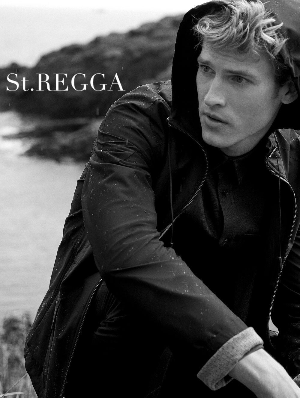 Saint Regga F/W 18 -