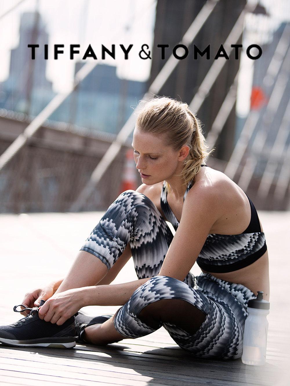 Tiffany & TomatoActivewear -
