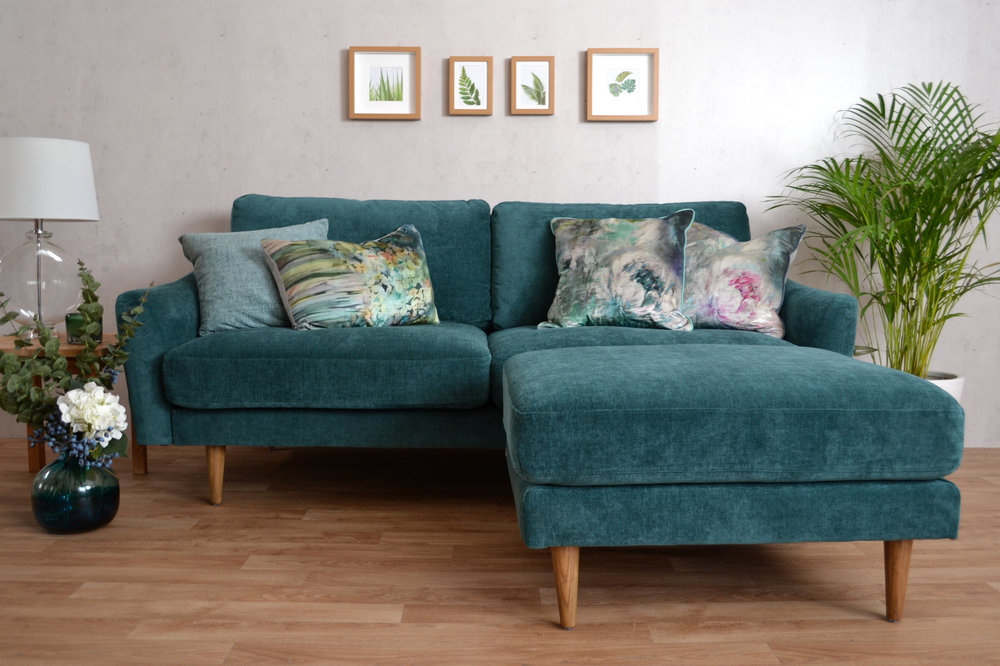 Quick delivery, easy assembly. - If you wanna put your feet up then it couldn't be easier! The fun-loving Snug Shack footstool will be with you within three days and is as simple to assemble as our sofas. This little guy is the perfect sidekick to our game changing sofa.