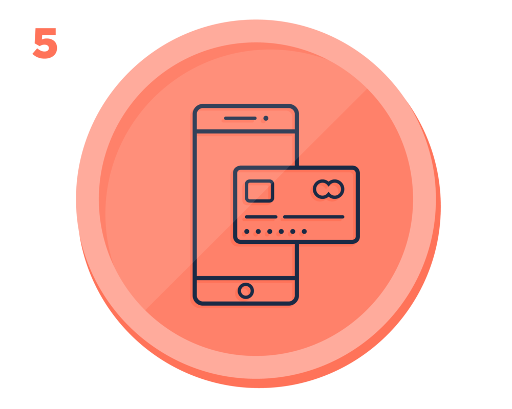 INTELLigente zahlung - PCI- und DSGVO-konforme Zahlungen garantieren sichere online Transaktionen