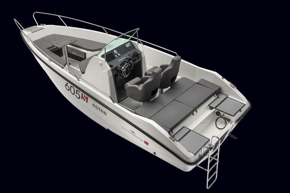 OceanMaster 605s   20 FOT