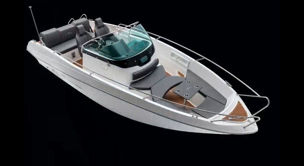 OceanMaster 630 WA   21 FOT