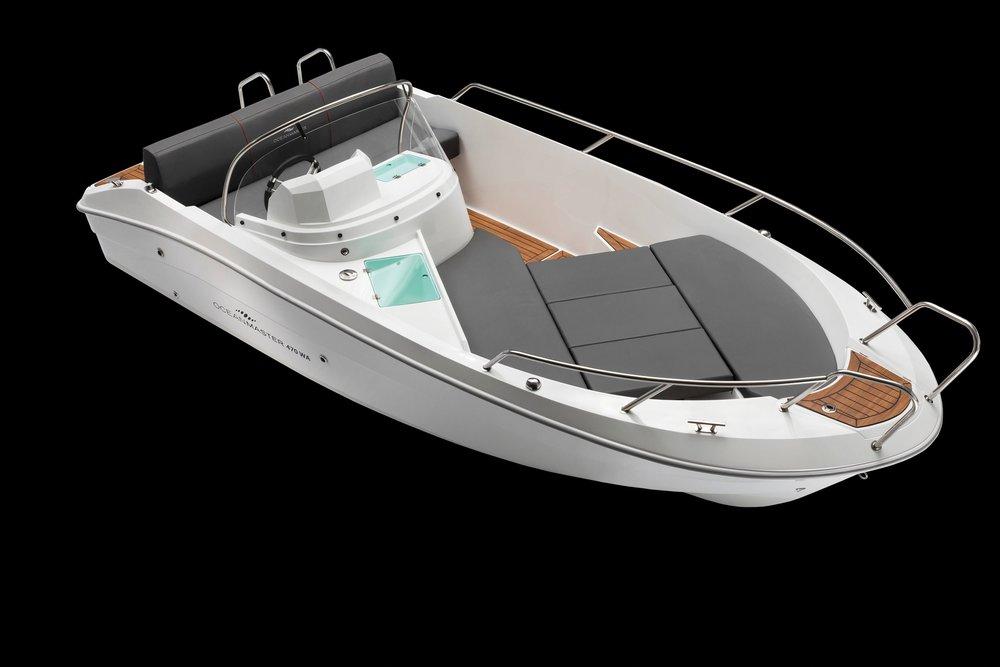 OceanMaster 470 WA   16 FOT