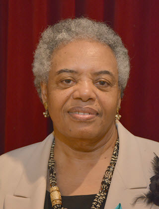 REv. dorothy parrish - Assistant Pastor