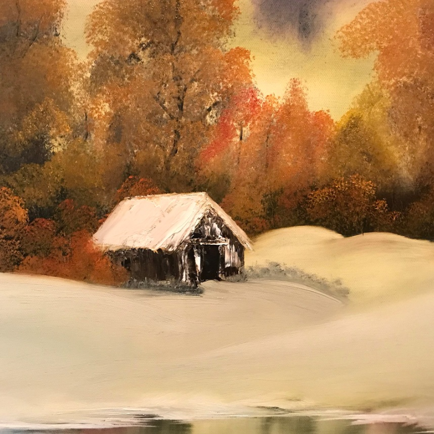 Conally's Canvas , Wrentham, MA