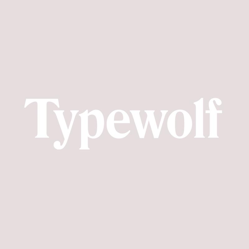Typewolf -