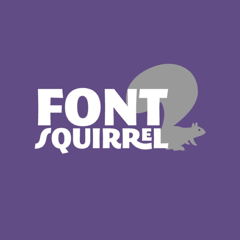 Font Squirrel -