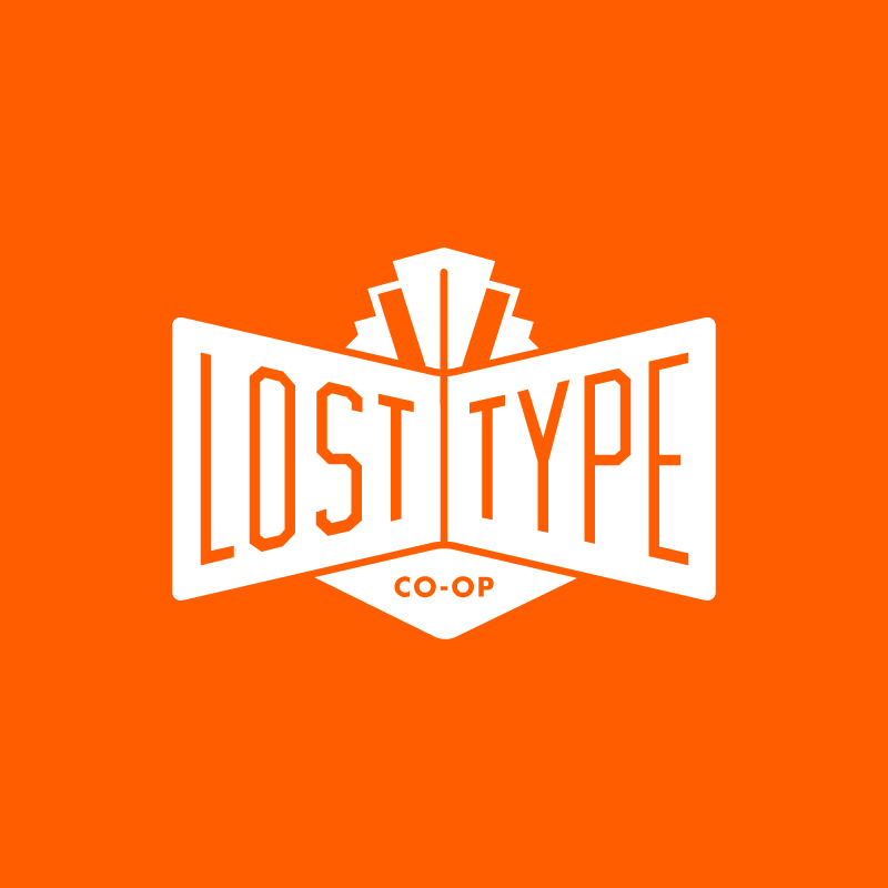 Lost Type -