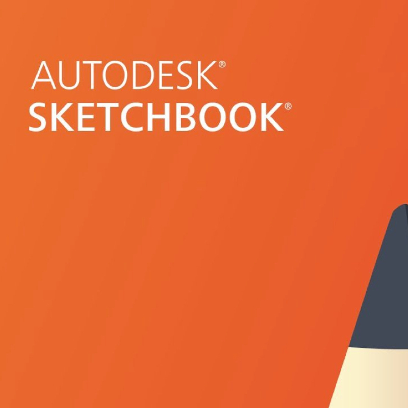 Autodesk Sketchbook - Drawing software for Mac, Windows, iOS, and Android.