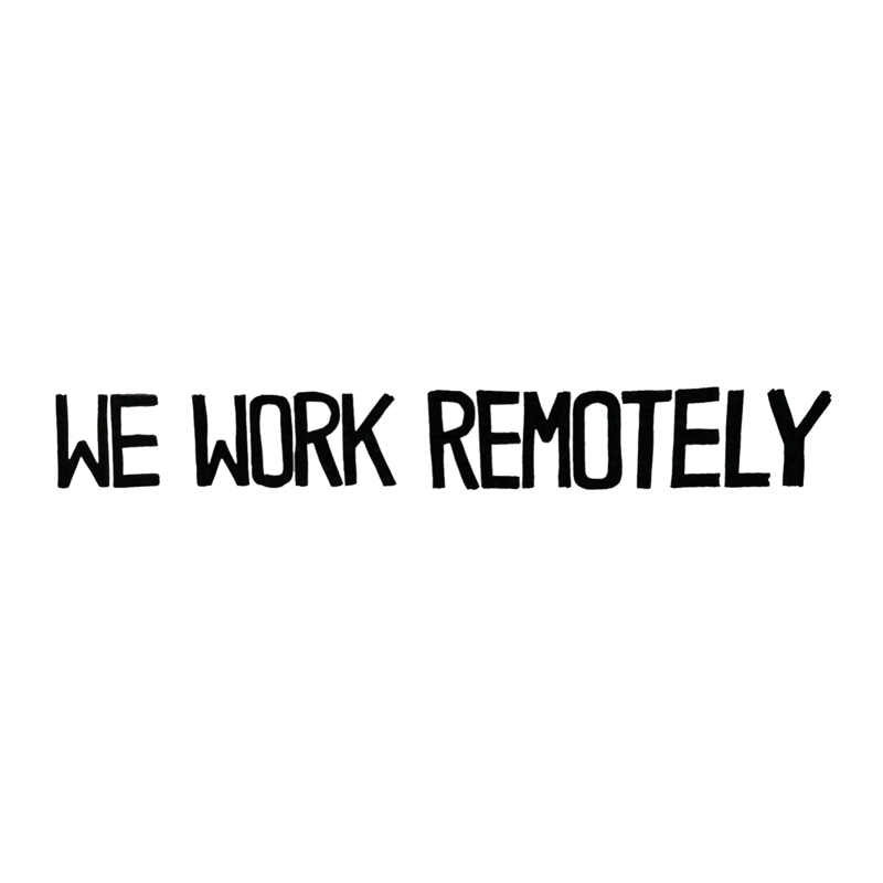 We Work Remotely -