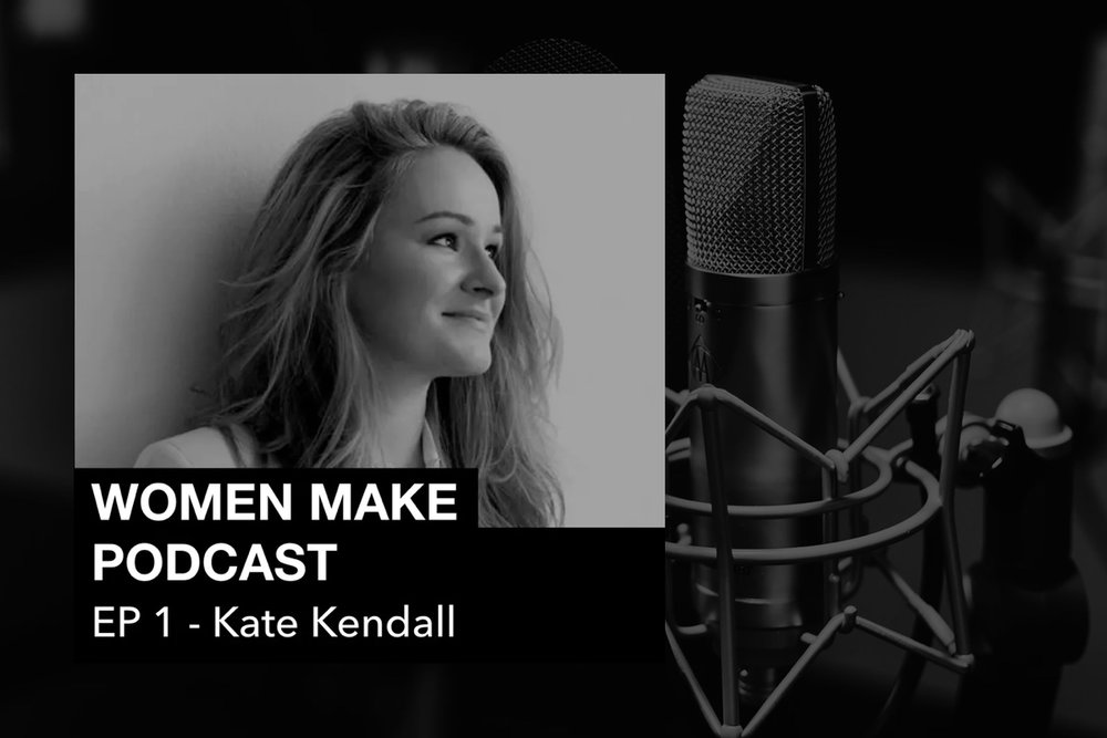 Women Make Podcast - Tech and entrepreneurship in general is male-dominated. Women Make is a podcast that puts women at the forefront; women from the startup scene, women makers in every sense.