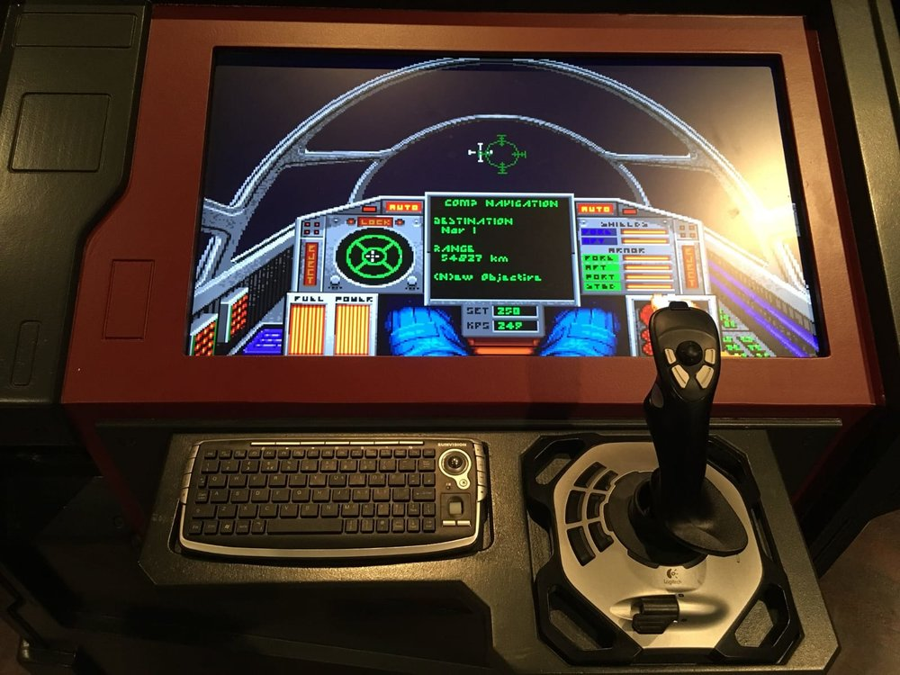 Wing Commander Anyone?