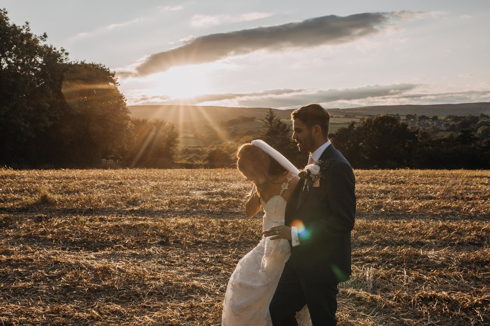 Sheffield Yorkshire Documentary Wedding Photographer Woodthorpe Hall
