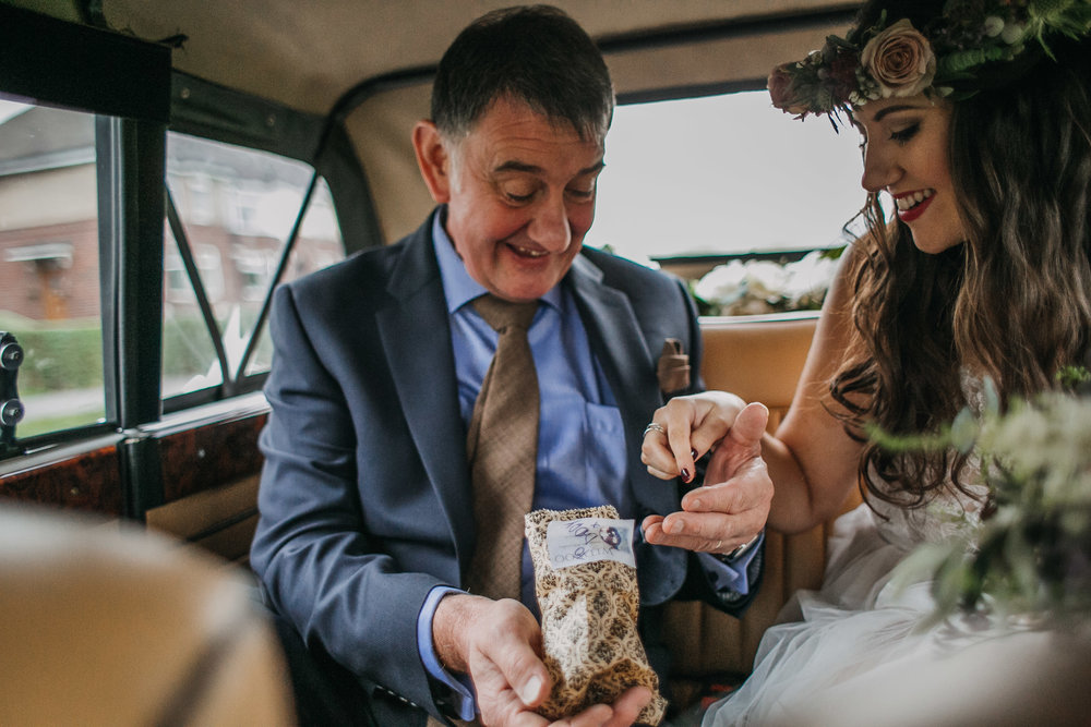 Sheffield Yorkshire Documentary Wedding Photographer 99 Mary Street