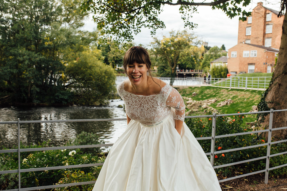 Sheffield Yorkshire Documentary Wedding Photographer West Mill Derby