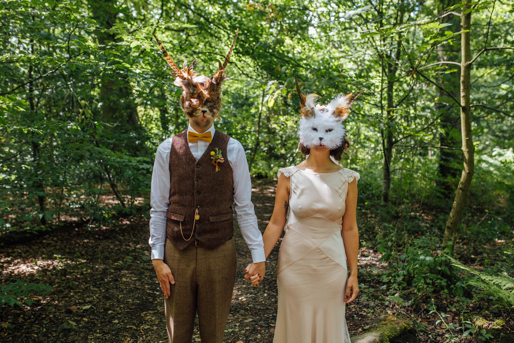 Sheffield Yorkshire Documentary Wedding Photographer Wes Anderson
